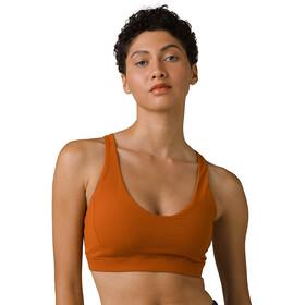 Prana Everyday Reggiseno Donna, arancione